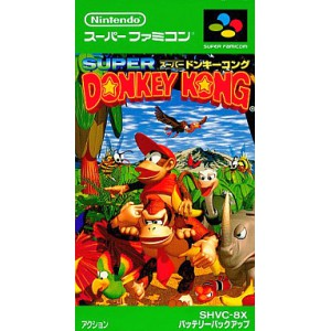 Super Donkey Kong / Donkey Kong Country [SFC - Used Good Condition]