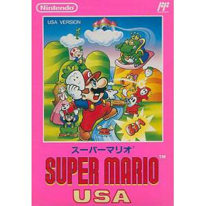 Super Mario USA / Super Mario Bros 2 [FC - Used Good Condition]