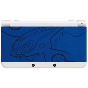 New Nintendo 3DS Pokemon Alpha Sapphire Kyogre Pokemon Center Limited Edition [Brand New]