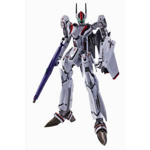Macross F - DX Chogokin VF-25F Messiah Valkyrie Alto Saotome Renewal Ver. [Bandai DX Chogokin] (New - Damaged Box)