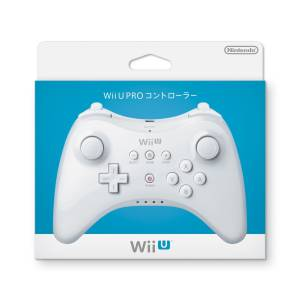 Wii U Pro Controller (White) [Nintendo / WUP-005]