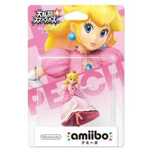 Amiibo Peach - Super Smash Bros. series Ver. [Wii U]