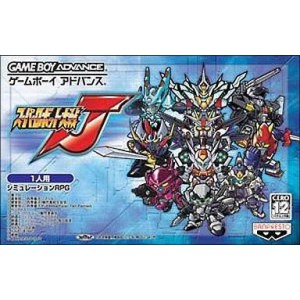 Super Robot Taisen J [GBA - Used Good Condition]