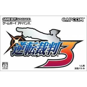 Gyakuten Saiban 3 / Ace Attorney 3 [GBA - Used Good Condition]