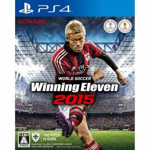 World Soccer Winning Eleven 2015 - édition standard [PS4]
