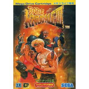Bare Knuckle III / Streets of Rage III [MD - Used Good Condition]