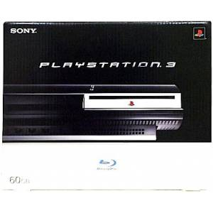 PlayStation 3 60GB Black - PS2 softs compatible [used]