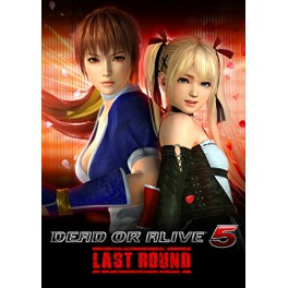 DEAD OR ALIVE 5 Last Round - standard edition [Xbox One]