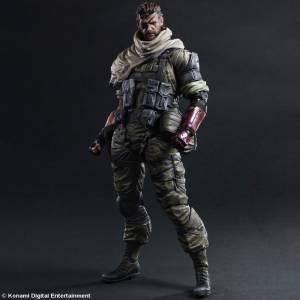 Metal Gear Solid 5 - Venom Snake (Limited Edition) [Play Arts Kai]