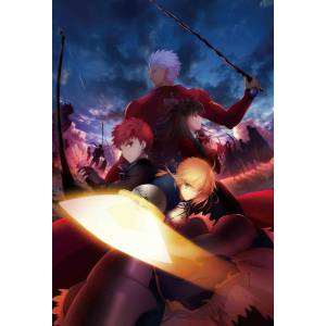 Fate / stay night - Unlimited Blade Works Blu-ray Disc Box I Limited Edition [Blu-ray]