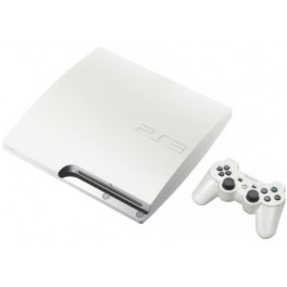 PlayStation 3 Slim 160GB Classic White [used]