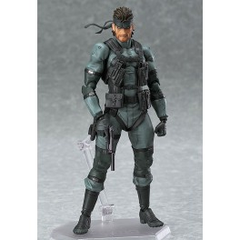 Metal Gear Solid 2: Sons of Liberty - Solid Snake [Figma 243]