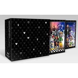 KINGDOM HEARTS - HD 1.5 & 2.5 ReMIX - Original Soundtrack Limited BOX [OST]