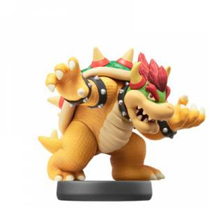 FREE SHIPPING - Amiibo Koopa / Bowser - Super Smash Bros. series Ver. [Wii U]