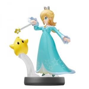 Amiibo Rosetta & Chiko - Super Smash Bros. series Ver. [Wii U]