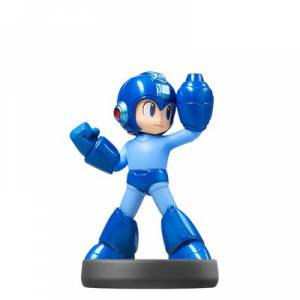Amiibo Rockman - Super Smash Bros. series Ver. [Wii U]