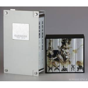 Metal Gear 25th Anniversary - Metal Gear Solid Collection [Brand New]
