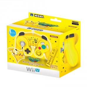 Hori Classic Controller for Wii U - Pikachu Ver. [Wii U]