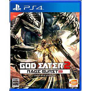 God Eater 2 Rage burst -  LaLaBit Market limited [PS4]