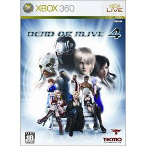 Dead or Alive 4 [X360 - Occasion BE]