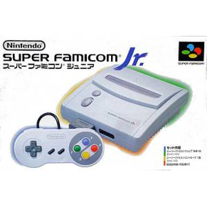 Super Famicom JR - Complete in box [SFC - Occasion]