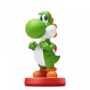 Amiibo Yoshi - Super Mario series Ver. [Wii U]