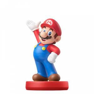Amiibo Mario - Super Mario series Ver. [Wii U]