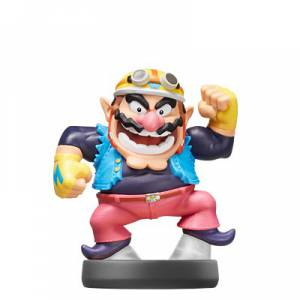 Amiibo Wario - Super Smash Bros. series Ver. [Wii U]