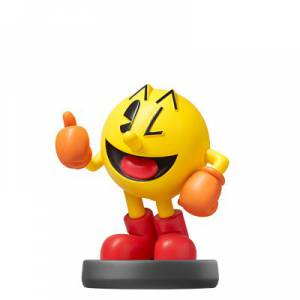 Amiibo Pac-Man - Super Smash Bros. series Ver. [Wii U]