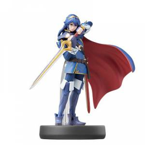 FREE SHIPPING - Amiibo Lucina - Super Smash Bros. series Ver. [Wii U]