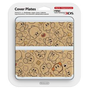 Cover Plates - No. 58 - Kirby [New 3DS]
