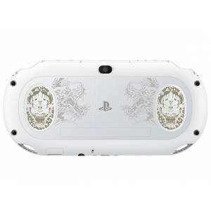 PlayStation Vita x Yakuza / Ryu ga Gotoku 0 Limited Edition White  [new]
