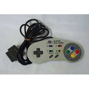 Super Famicom Manette Turbo - Super Joy Card [SFC - occasion BE / loose]