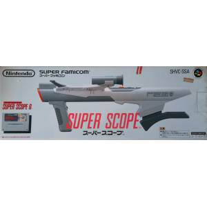 Super Scope Set [SFC - Used Good Condition]