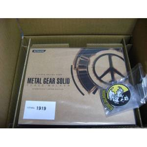 PSP-3000 Metal Gear Solid Peace Walker [Konamistyle Limited Edition / New]