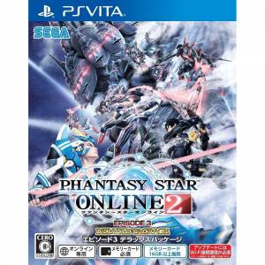 Phantasy Star Online 2 Episode 3 - Sega Store Limited [PSVita]
