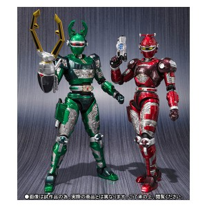 Juukou B-Fighter - G-Stag & Reddle (Limited Edition) [SH Figuarts]
