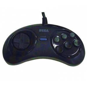 Fighting Pad - Manette 6 boutons [MD - occasion BE]