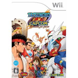 Tatsunoko vs. Capcom: Ultimate All-Stars (Wii - Used)