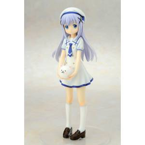Is the order a rabbit / Gochuumon wa Usagi desu ka? - Chino Summer Uniform ver. [ques Q]
