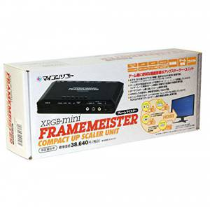 Compact UpScaler Unit FRAMEMEISTER XRGB-mini DP3913547 Limited Pack [Hi-tech]