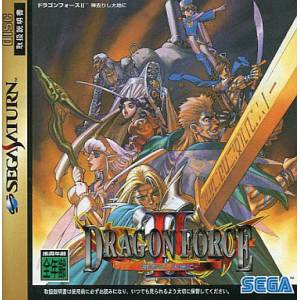 Dragon Force 2 [SAT - Used Good Condition]