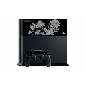 PlayStation 4 Jet Black Mega Dimension Neptune VII Godess Limited EDITION [PS4 - brand new]