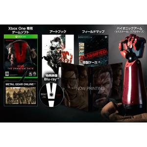 Metal Gear Solid V: The Phantom Pain - Premium Package Konami Style Limited Edition [Xbox One]