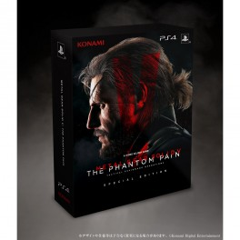 Metal Gear Solid V: The Phantom Pain - Special Edition [PS4]
