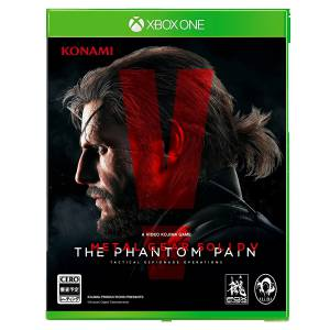 Metal Gear Solid V: The Phantom Pain - Standard Edition [Xbox One]