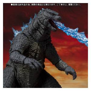 Godzilla (2014) Spit Fire Ver. (Limited Edition) [SH MonsterArts]