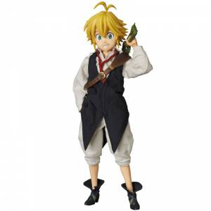 The Seven Deadly Sins - Meliodas [Real Action Heroes]