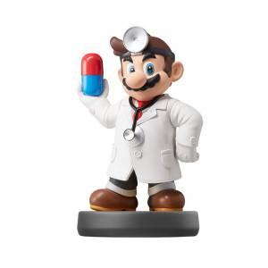 Amiibo Dr. Mario - Super Smash Bros. series Ver. [Wii U]