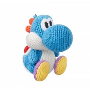 Amiibo Yoshi Blue Ver. - Yoshi's Wooly World series Ver. [Wii U]